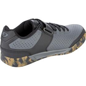 Giro Chamber II Shoes Herre black/dark shadow/gum